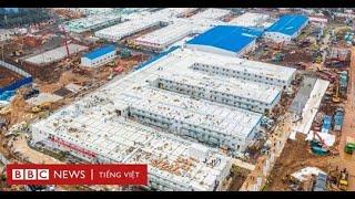 Gambar cover Trung Quốc xây bệnh viện gấp tại Vũ Hán để đối phó virus corona.