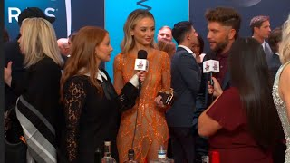 'The Bachelor's' Lauren Bushnell & Chris Lane Tell All About Their Relationship