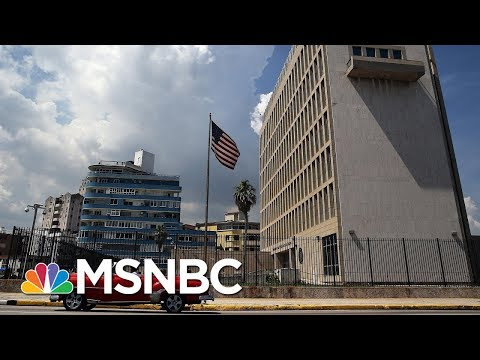 U.S. Cutting Embassy Staff In Cuba In Wake Of Health Attacks | MSNBC