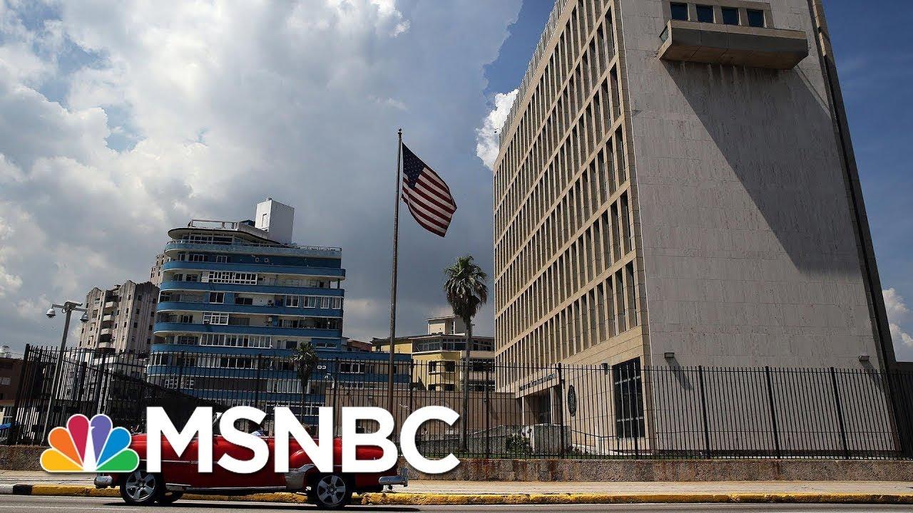 U S Cutting Embassy Staff In Cuba In Wake Of Health At Doovi