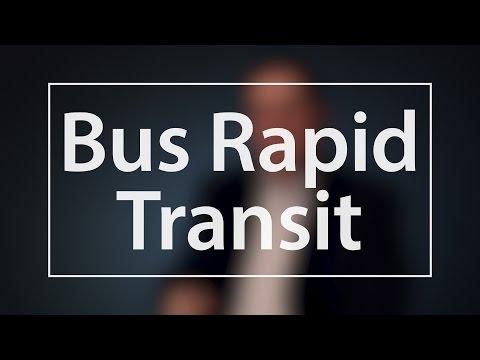 Bill Peduto: Bus Rapid Transit Plan
