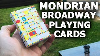 Deck Review - Mondrian Broadway Playing Cards [HD]