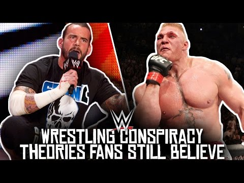 5 INSANE Wrestling Conspiracy Theories Fans Still BELIEVE!