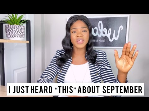 """God Just Showed Me """"This"""" About August & September 2021, I saw this Happening"""
