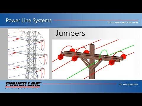 Jumper Modeling in PLS-CADD - YouTube