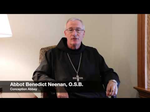 Ask the Abbot: Abbot Benedict