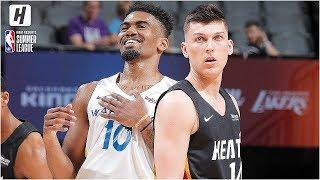 Miami Heat vs Golden State Warriors - Full Game Highlights | July 3, 2019 NBA Summer League