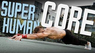 Build SUPERHUMAN CORE stręngth - Beginner to advanced