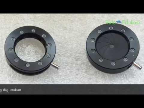 Bagian bagian mikroskop dan fungsinya youtube