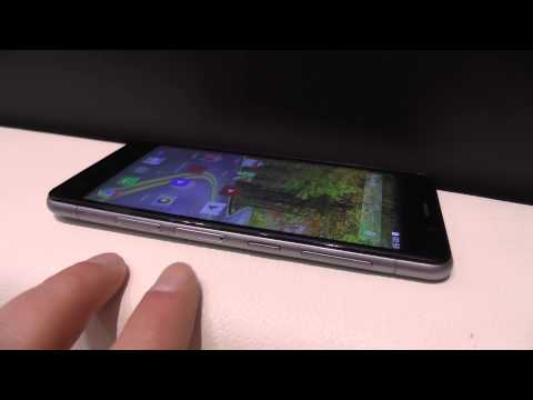 Archos 50 Oxygen + Hands On