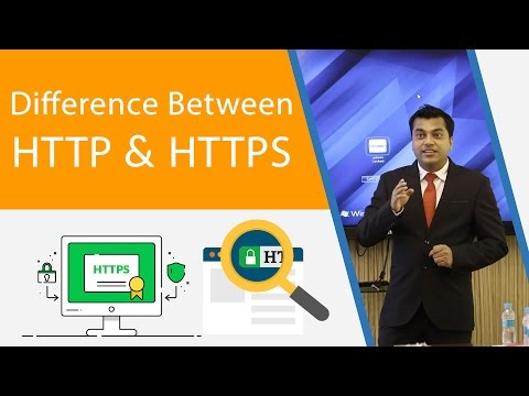 What are the Difference Between HTTP and HTTPS