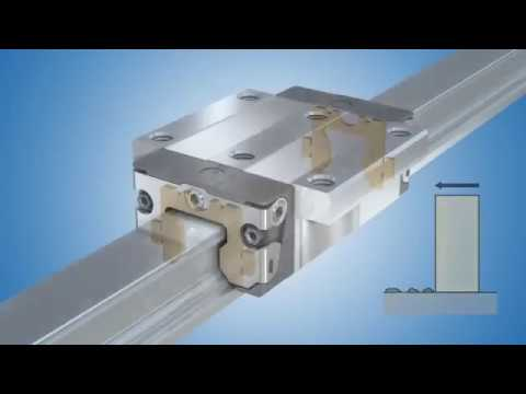 Bosch Rexroth Linear Guide Assembly