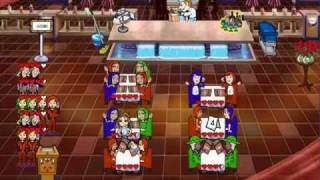 Diner Dash: Seasonal Snack Pack - Romantic Rendezvous Level 3