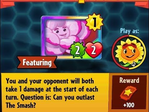 Twisted Rules !!! Daily Event 28 th December 2018 Plants vs Zombies Heroes Day 4