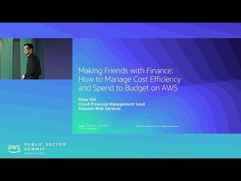 Making Friends with Finance: How to Manage Cost Efficiency and Budget on AWS