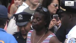 In the past year, the #NYPD has decriminalized certain offences dea...