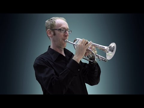 In the Gloaming - featuring James McCabe on Bb Cornet
