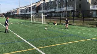 Soccer Speed and Agility