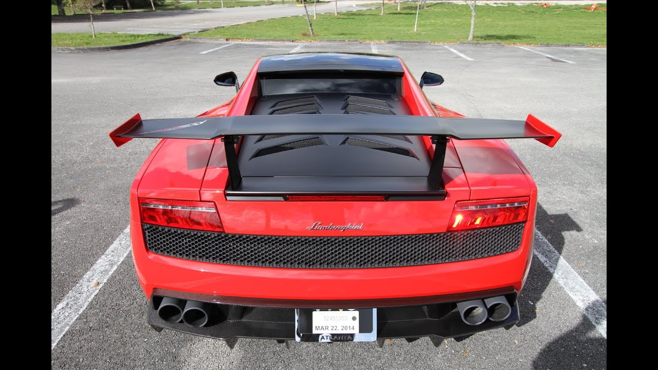Lamborghini Gallardo Lp570 4 Super Trofeo Stradale Startup And Walk