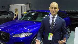 Обзор Jaguar F PACE и Land Rover Discovery Sport ВРЕМЯ КРОССОВЕРОВ смотреть