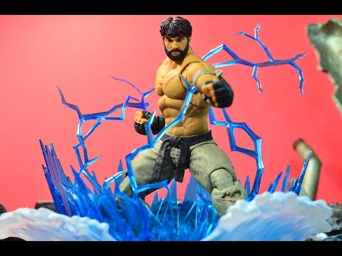 SDCC 2017 Exclusive Storm Collectibles Street Fighter V: Hot Ryu Review