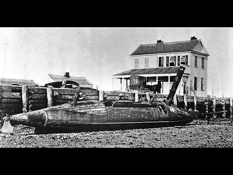 Чужие подлодки 19 века