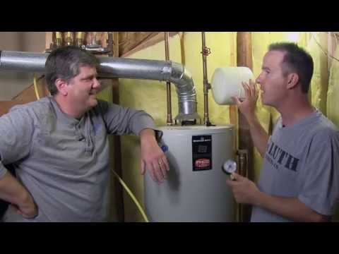 Water Heater and Expansion Tank Maintenence
