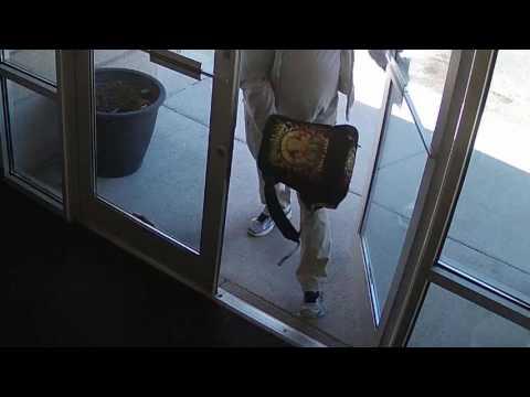 Cypress Credit Union Robbery