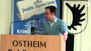 J. von Gottberg: 70 Jahre nach dem 2. Weltkrieg: Kein Ende für deutsche Wiedergutmachungszahlungen?