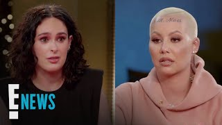 "Rumer Willis & Amber Rose Talk Consent on ""Red Table Talk"" 