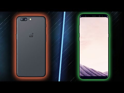 This Is Why OnePlus 5 Is Better Than Samsung Galaxy S8 - OnePlus 5 Vs. Galaxy S8