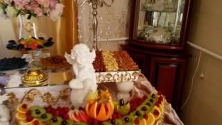Свадебный фуршет в Москве.89647033868