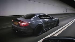 Maserati Granturismo S Widebody  #CarPORN