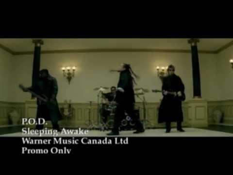 P.O.D. - Sleeping Awake [Official Video Clip] - HQ+Lyrics