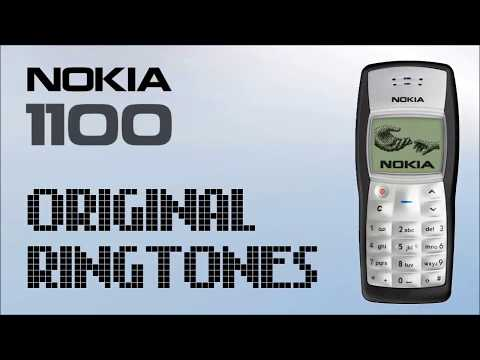 Nokia 1100 Ringtones (Original) || Download Link in Description