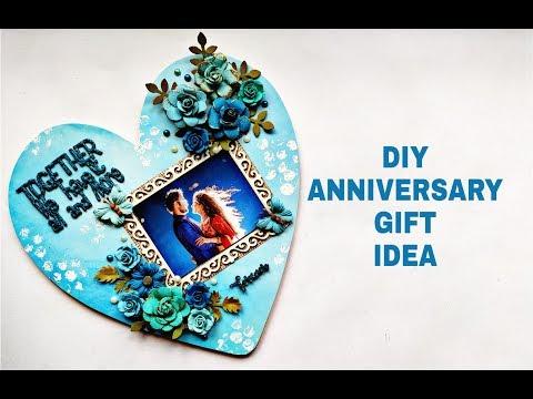 DIY Anniversary Gift Idea | Anniversary / Valentine's Day Gift Idea
