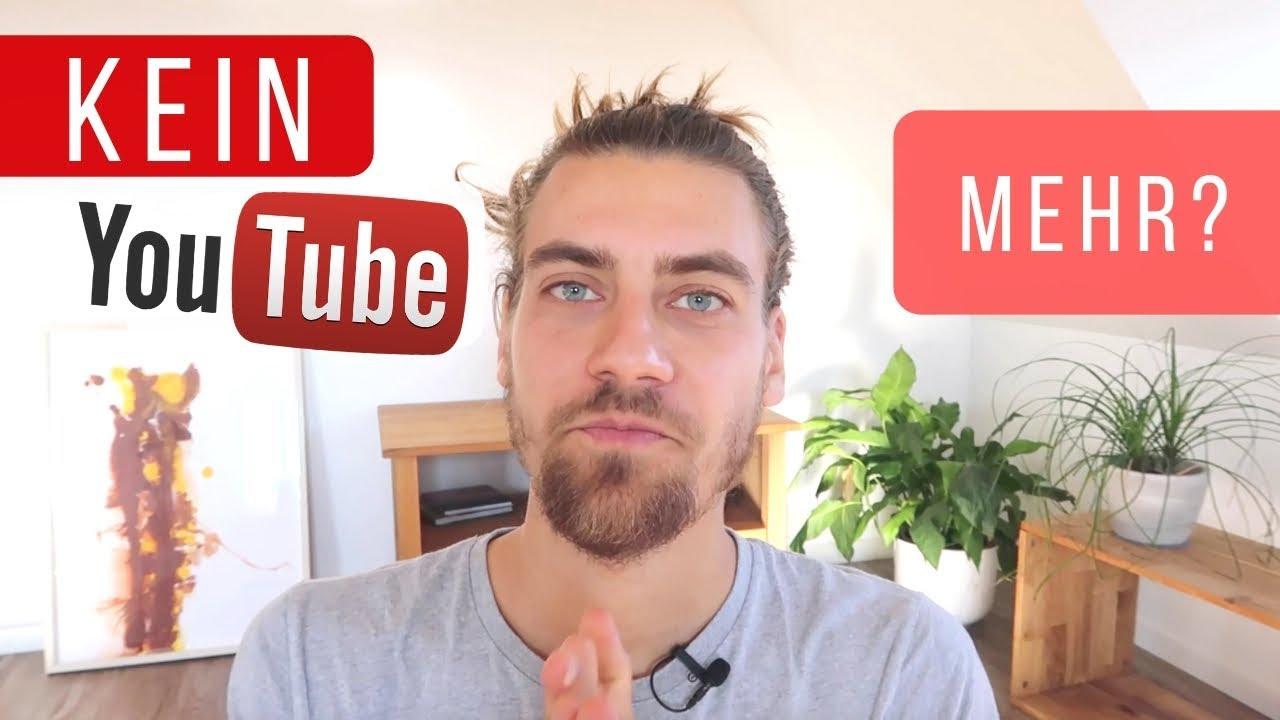 Muss ich mit YouTube aufhören? #Klartext#Ansage