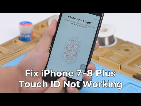 how-to-fix-iphone-7-8-plus-touch-id-not-working-by-jumping-wires-|-repair-shop-tips