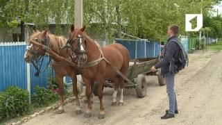 Утренний эфир / Корреспондент в селе Чобручи