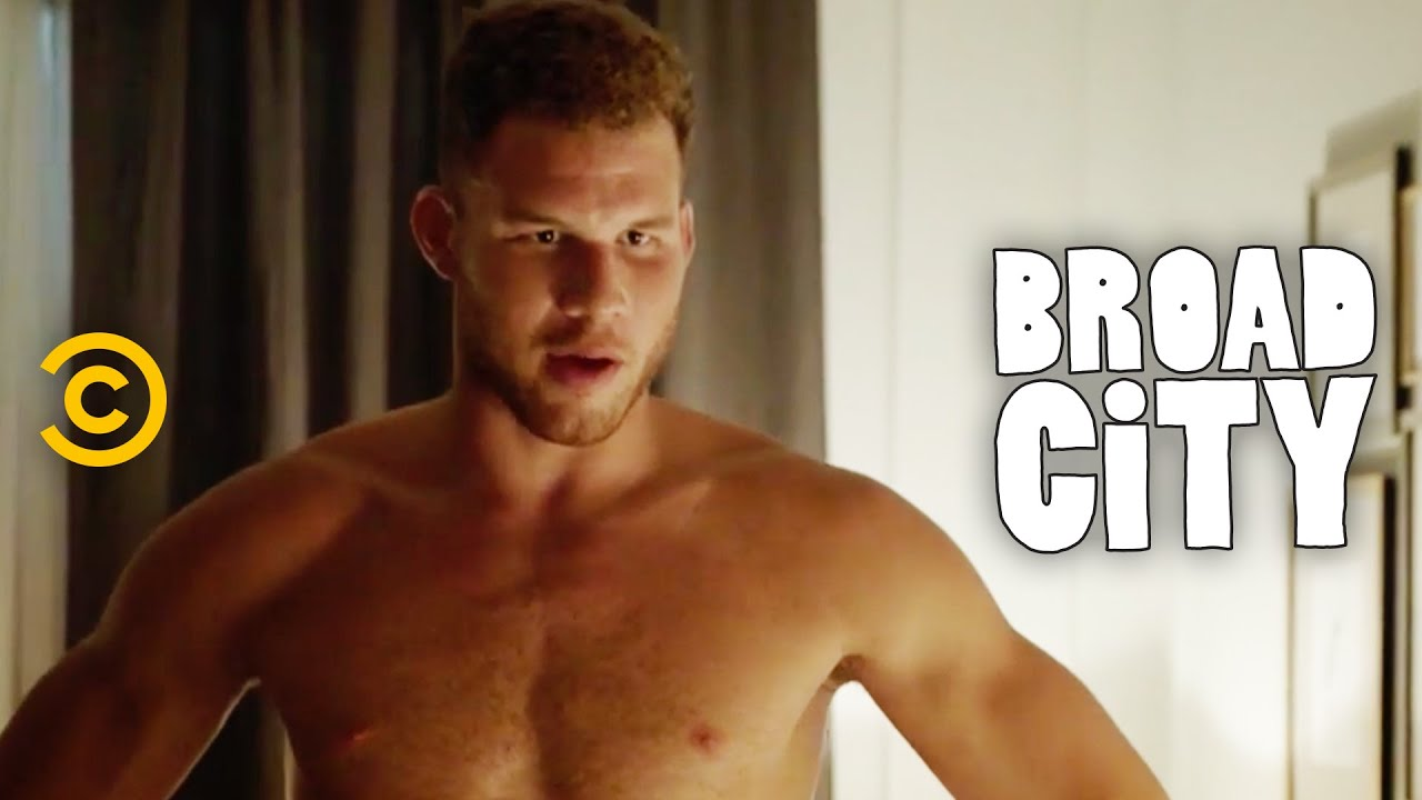 Download Blake Griffin and Ilana Have a Wild One-Night Stand - Broad City