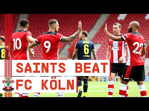 HIGHLIGHTS | Southampton 2-0 FC Köln