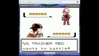 Pokemon Crystal - May 2015 MEGA video competition #5 - Red/Champion theme - User video