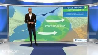 Meteo Italia: prossimi giorni a tratti instabili su Nordest e Centrosud
