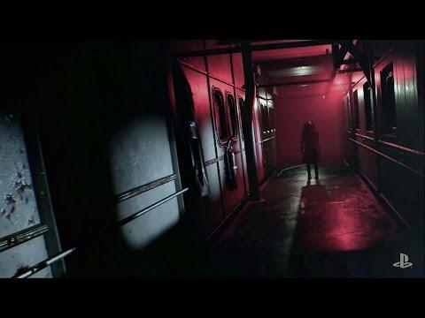 Resident Evil 7 Biohazard PSX 2016 Trailer Poster