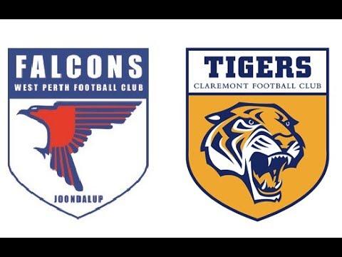 2017 Mundella WAWFL Round 9 - West Perth v Claremont