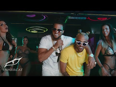 El Alfa El Jefe Ft. Bryant Myers - La Pegajosa [Video Oficia