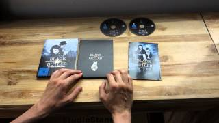 Unboxing: Black Butler (Live Action Movie) Limited Blu-ray/DVD-Edition