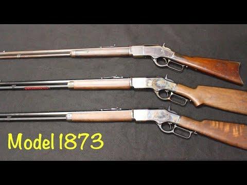 New Winchester 1873 Rifle vs Original