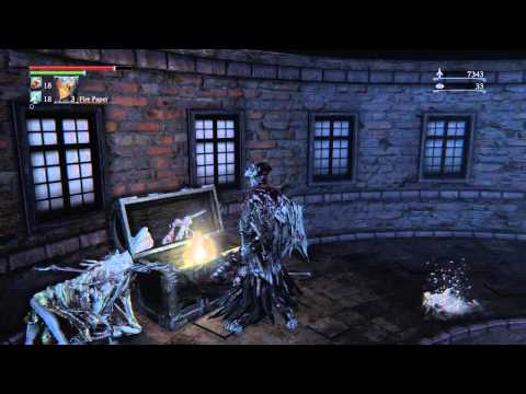 bloodborne how to get to the lunarium