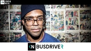 BUSDRIVER - BARBS OVER BREAKFAST SCONES